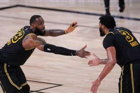 外媒整理据《NBA 2K21》球员综评排名的最强双人组榜单