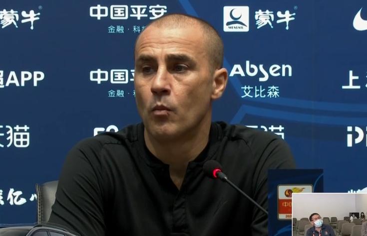 卡帅:刘哈哈拯救我们很多次不会责怪他,后卫没保护好他 第1张
