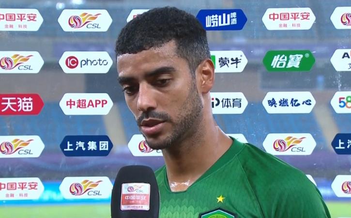 阿兰:很短时间内进球并不容易,但被绝平我心情很不好 第1张