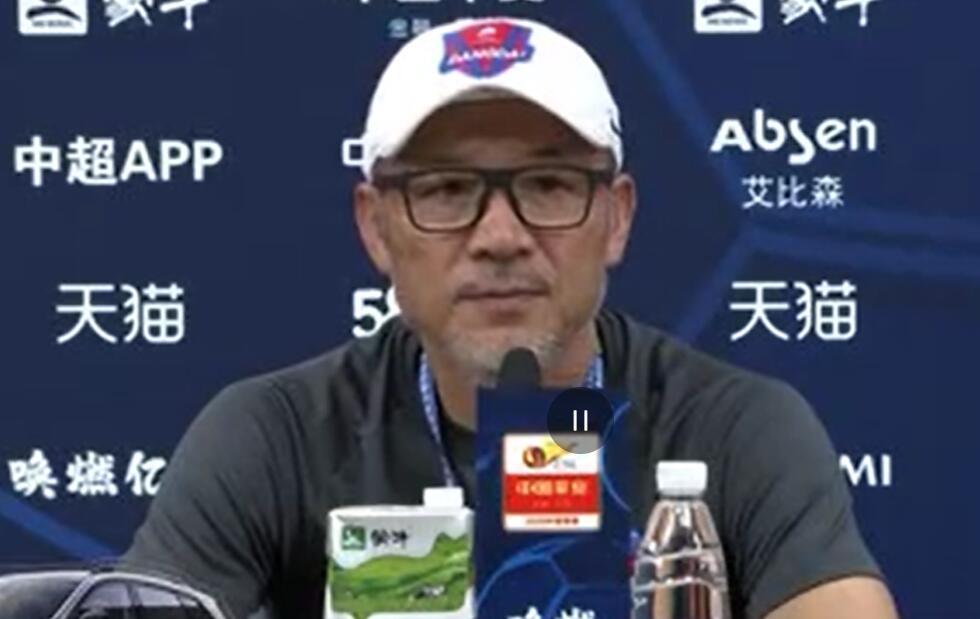 张外龙:拥有卡尔德克令人骄傲,为挑战前四全力以赴 第1张