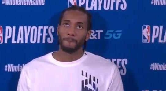 bob伦纳德:我们本应打得更加聪明,篮球智商需要提高_bobNBA新闻
