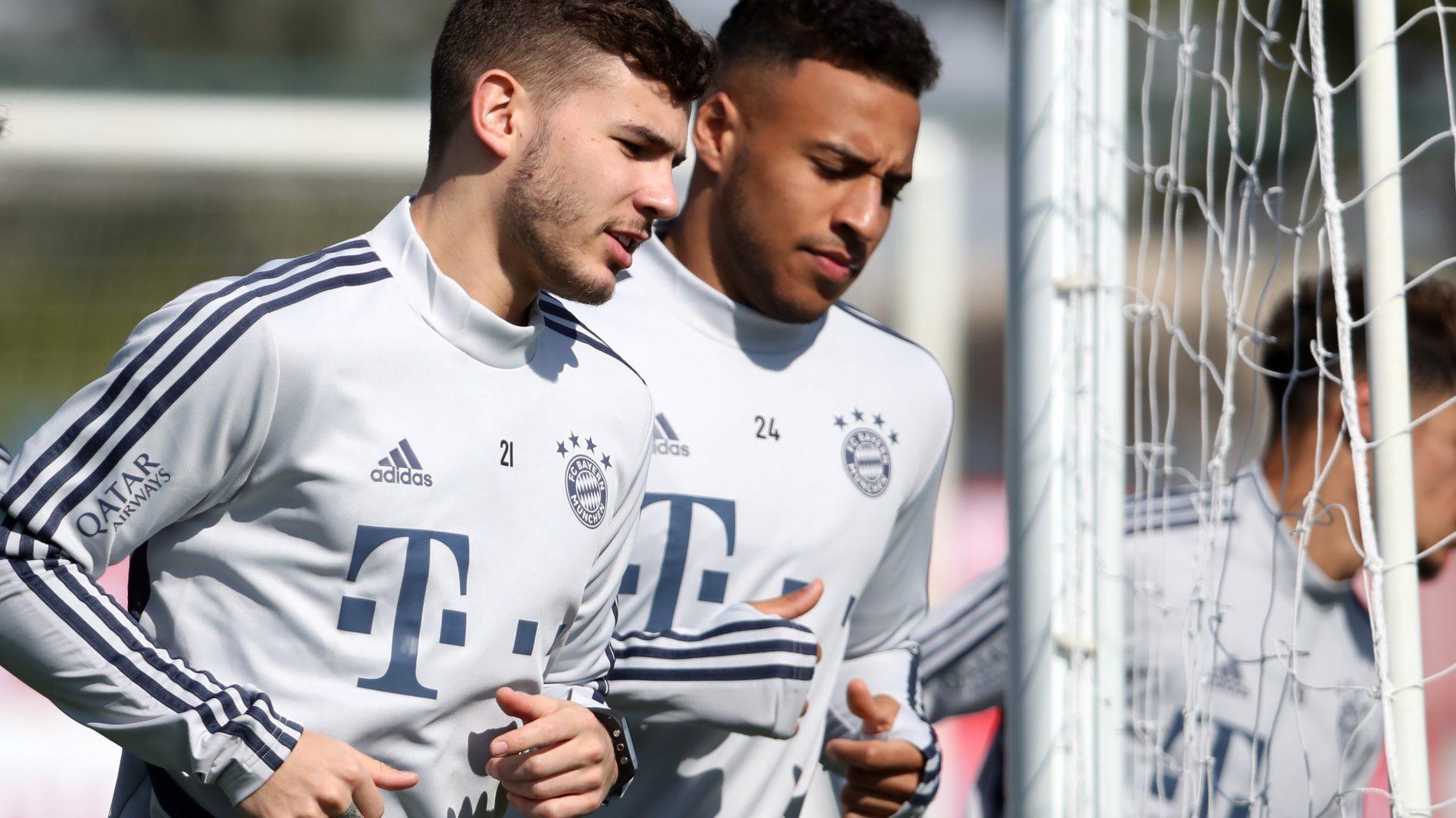 高层点赞?马特乌斯:卢卡斯和托利索是拜仁两笔新援