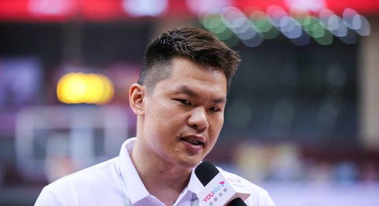 朱芳雨:近期将会与马尚和威姆斯续约,新赛季目标依然是冠军