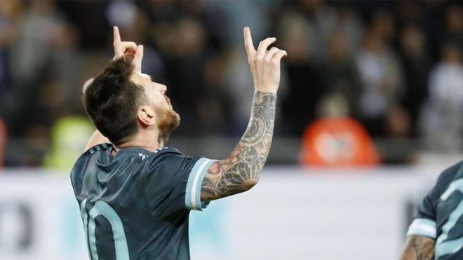 每体:若梅西参加10月份的国家队比赛,将错过三场联赛 第1张