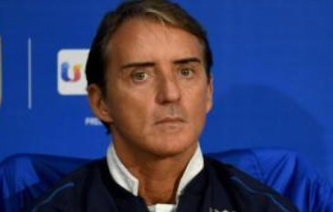 曼奇尼:我们的目标是欧洲杯冠军,希望扎尼奥洛尽早康复