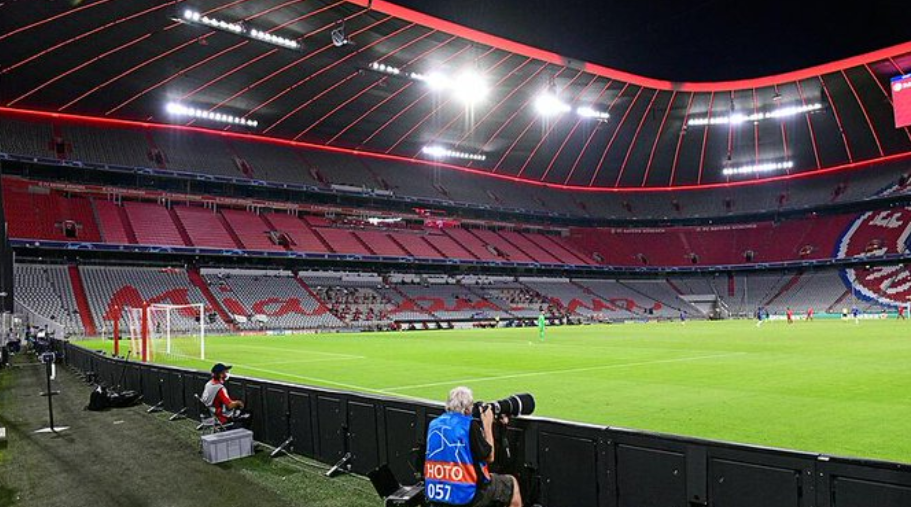 德媒:拜仁和政府达成妥协,首轮德甲将有7500名球迷入场