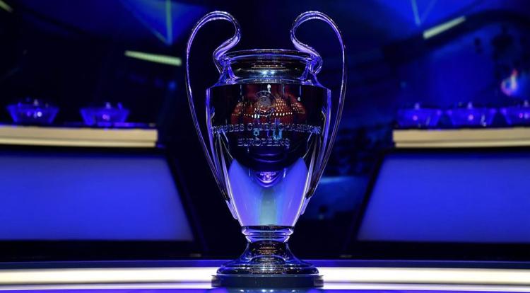 欧冠分档:各联赛冠军第一档,巴萨及英超三队列第二档