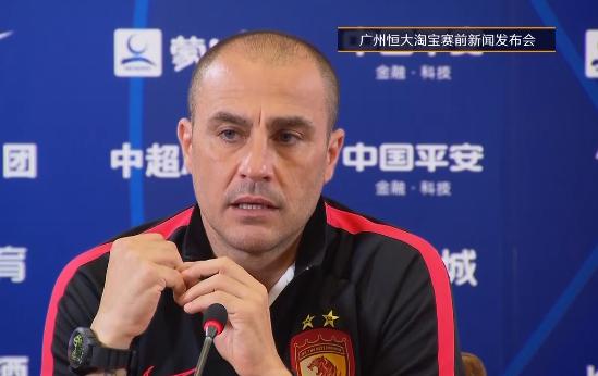 卡帅:会让出场少的队员多踢比赛;国家队集训打乱了备战