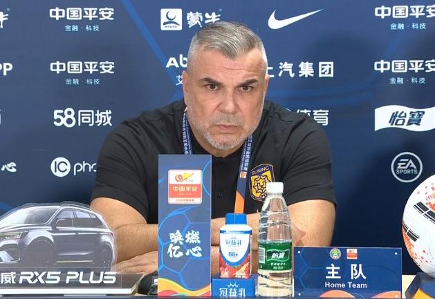 奥拉罗尤:晋级比名次重要,若上轮赢申花将会简单很多