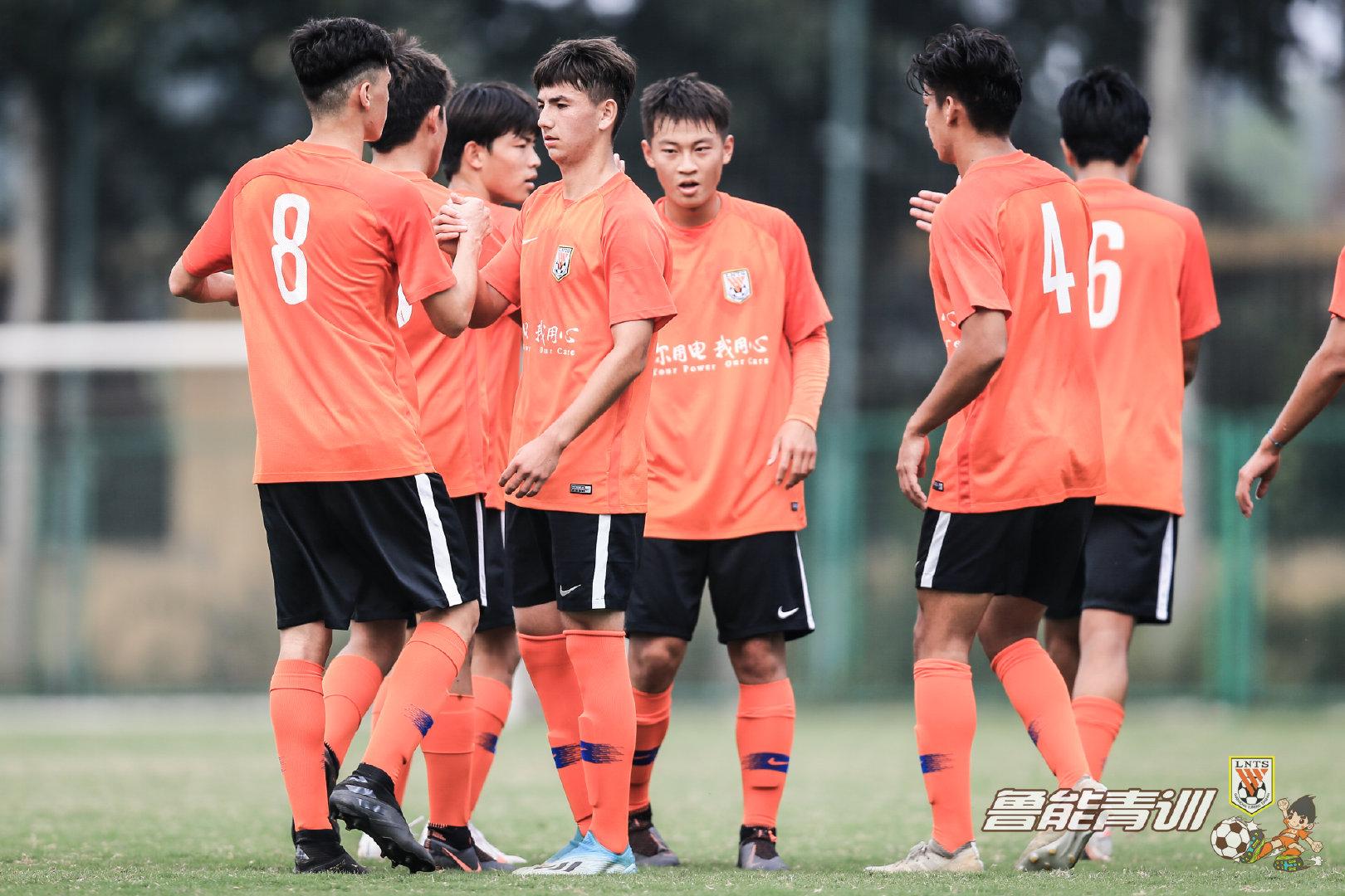 热身赛:以小九游会官网登录打大,鲁能U17四球大胜黄海U19