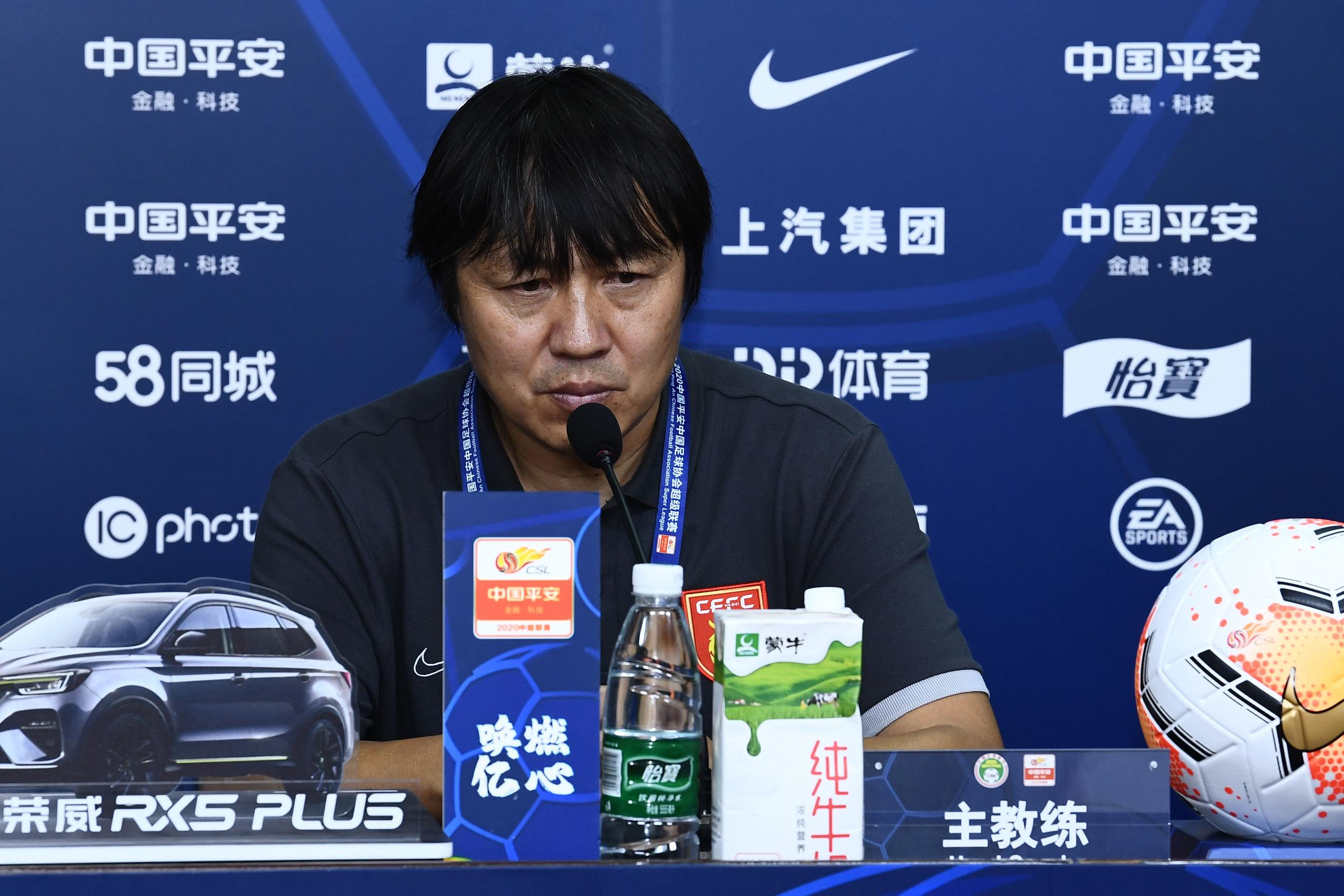 谢峰:赛前强调这场不能输,二阶段目标是争取亚冠名额