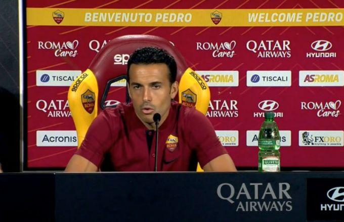 佩德罗:我可以为罗马带来胜者心态;球队有前四的实力