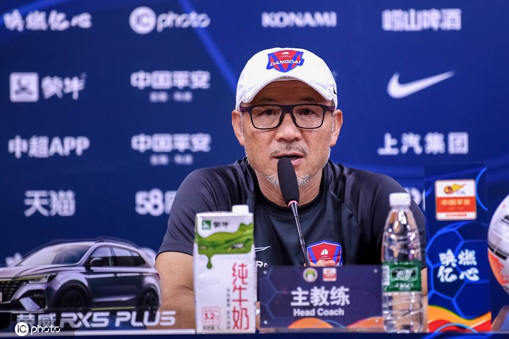 张外龙:两个多月大家都辛苦了,陈杰刘欢还未恢复