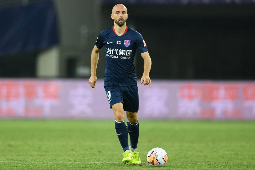 重庆公告:期待阿德里安租期后回归,余下球员将继续拼搏