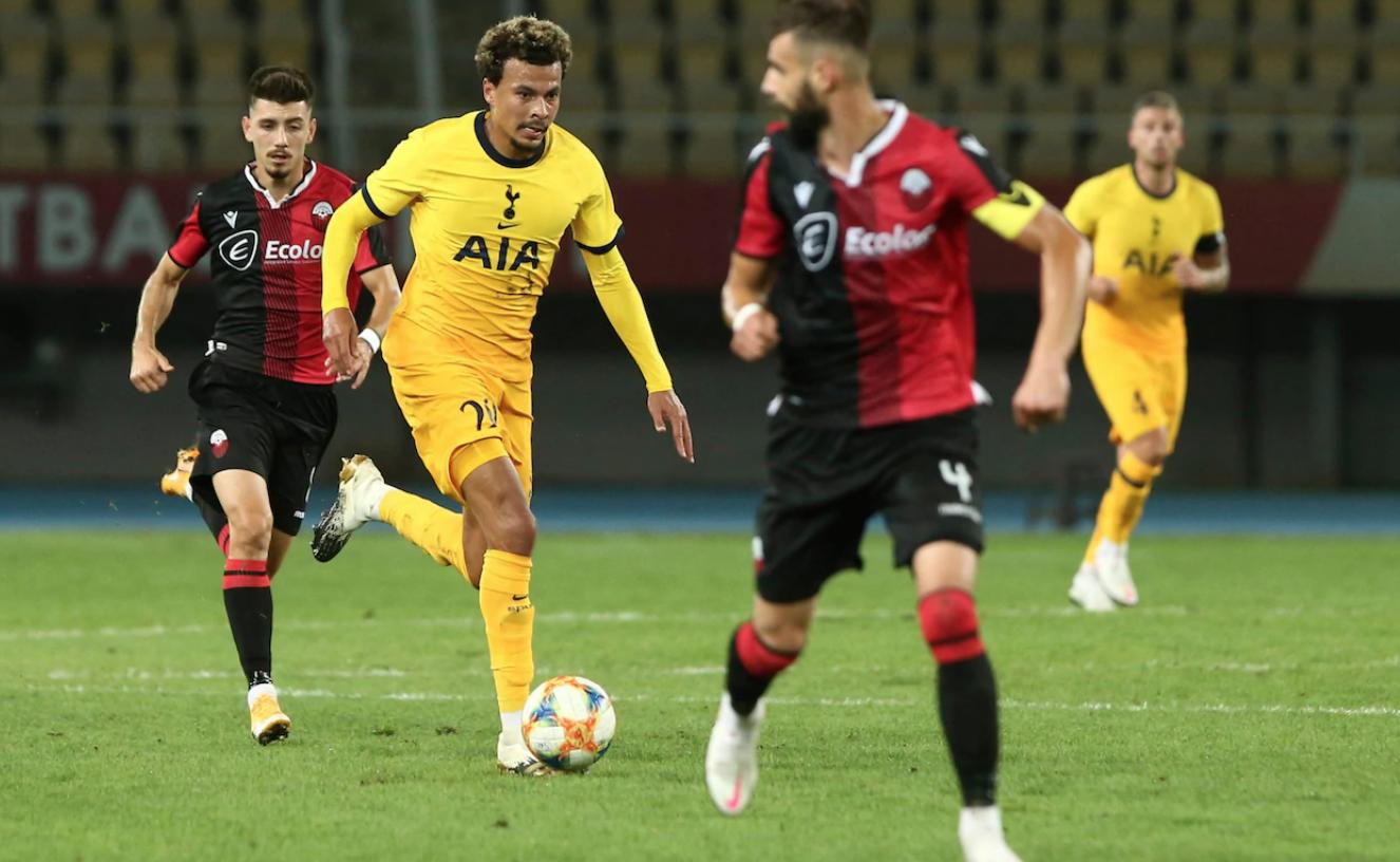 电讯报:阿里亚博体彩app无缘热刺对阵切尔西的联赛杯大名单