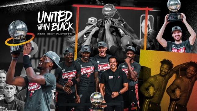 团队篮球!热火季后赛每轮得分王都不同
