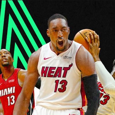 阿德巴约:对阵湖人会很有趣,我们要打出热火风格的篮球