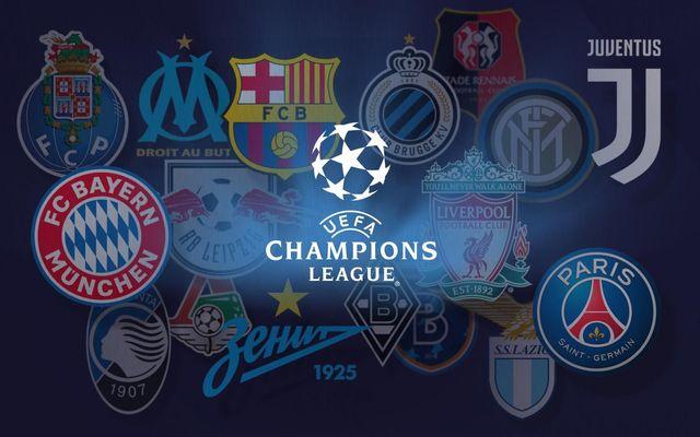 本赛季欧冠小组赛抽签在即,32支球队分档情况一览!