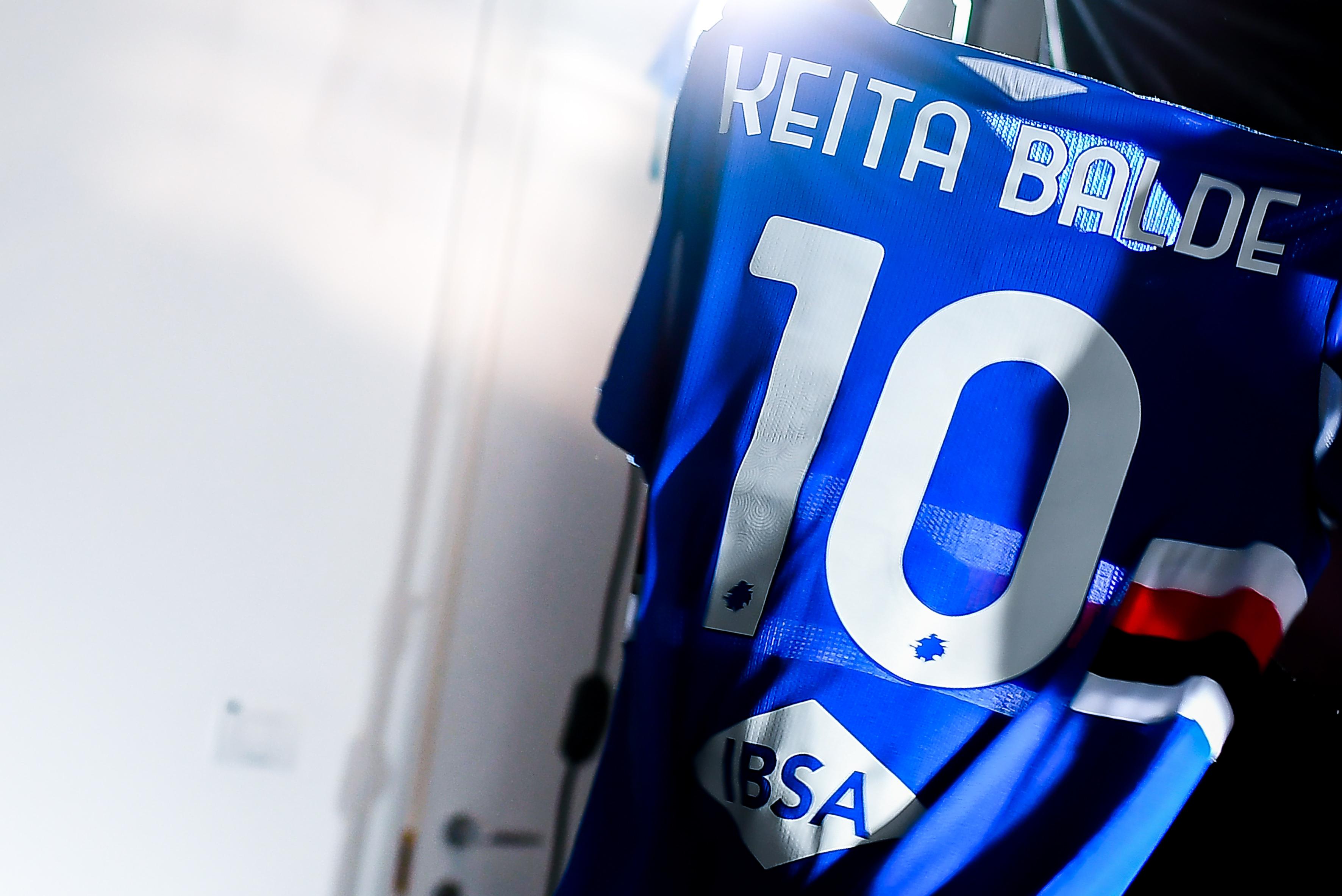 官方:500万彩票摩纳哥前锋小凯塔重回意甲,租借加盟桑普多利亚