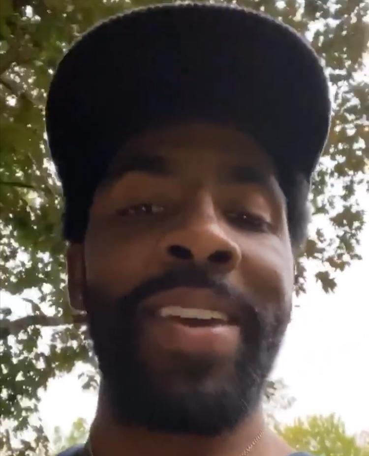 KPL下注欧文自拍:我要评论谁就会指名道姓的别听虚假舆论_KPL下注NBA新闻