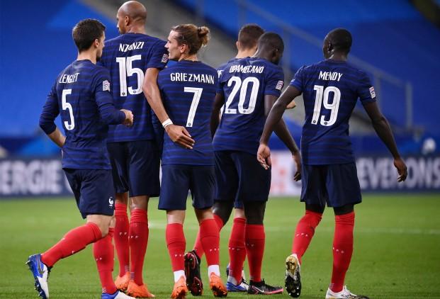赛程紧凑!官方:法国队双11约战芬兰,再次迎来一周三赛