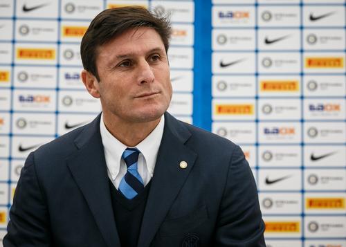 萨内蒂:国米所在的欧冠小组势均力敌,首要目标是出线
