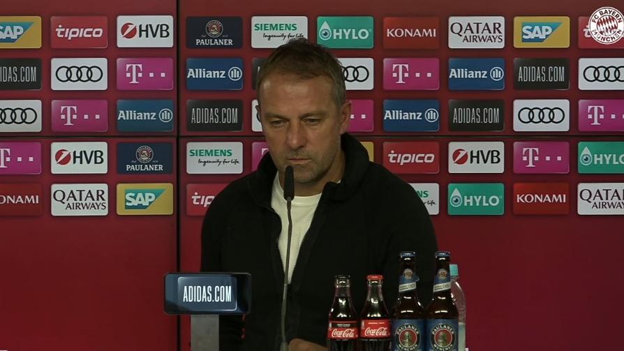 弗里克:确实对奥多伊感兴趣,祝乌尔赖希在汉堡顺利