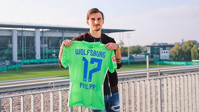 官方:沃尔夫斯堡租借签下多特蒙德旧将菲利普