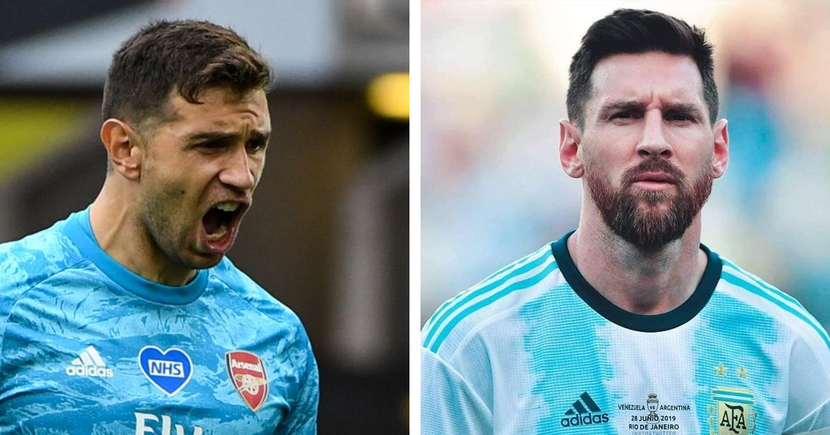 马丁内斯:这次入选大发国际阿根廷国家队,我要为儿子找梅西要合影