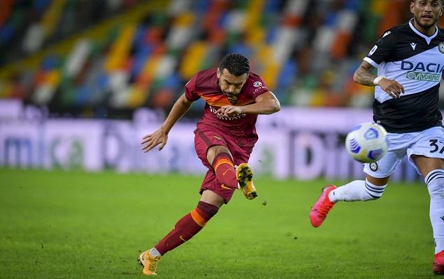 佩德罗世界波建功,罗马客场1-0乌迪内斯