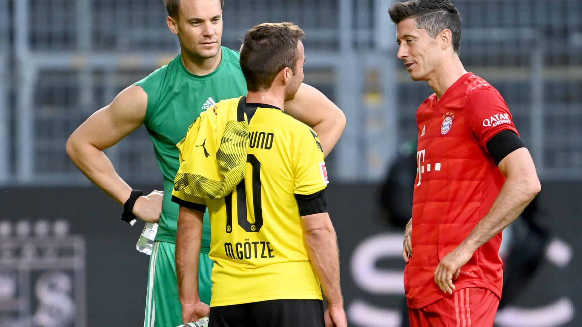 旧将:希望格策加盟拜仁,他将遇到了解和重视他的教练