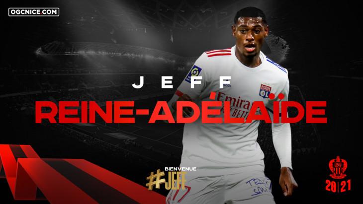 官方:里昂中场阿德莱火狐体育nba德租借加盟尼斯,2500万欧选择买断