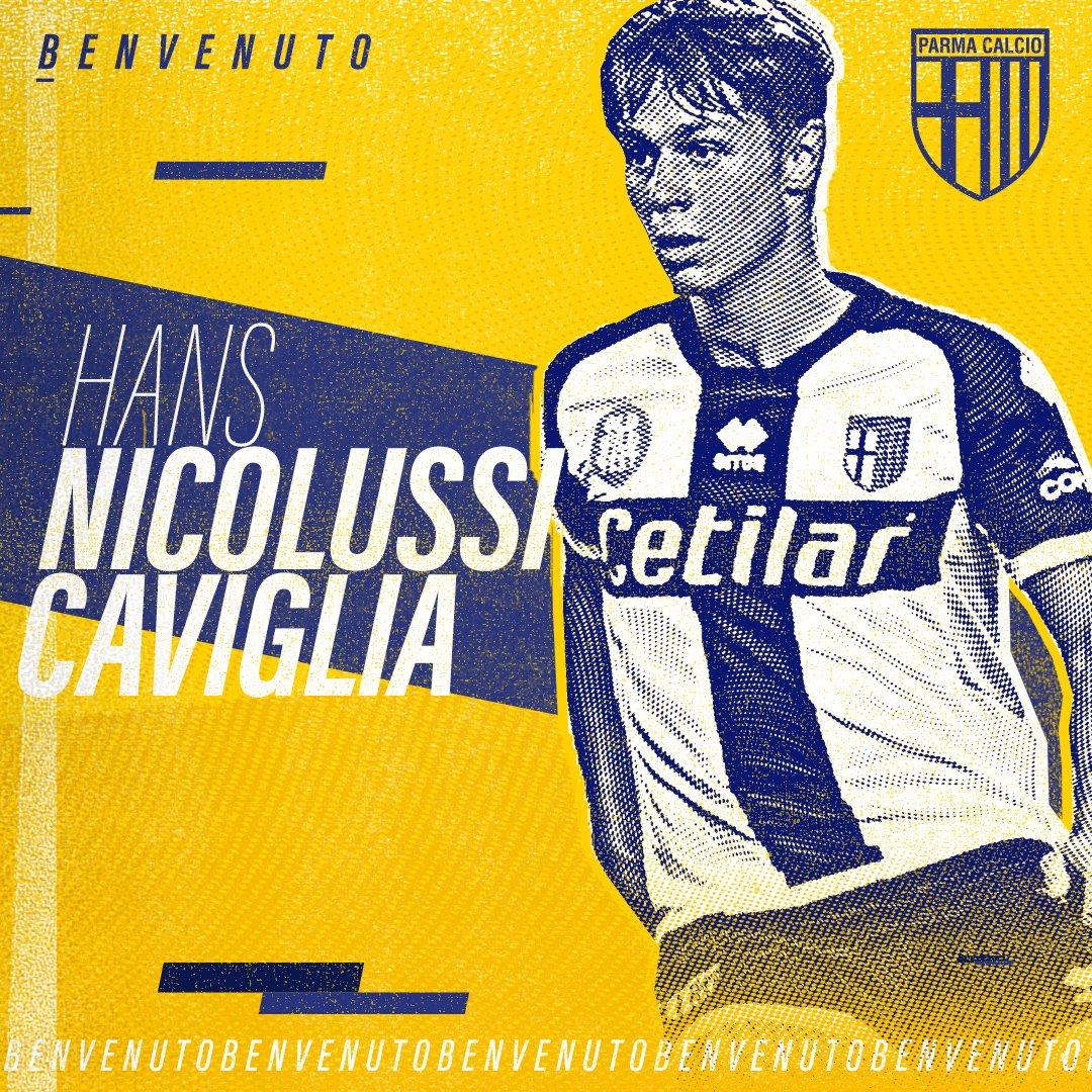 官方:尤文图斯小将尼科卢西-卡维利亚租借加盟帕尔马