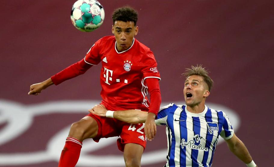 图片报:德国足协证实正在招募穆夏拉加入德国队