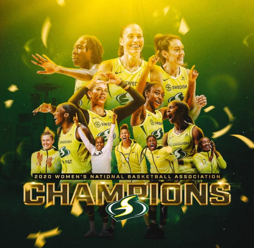 西雅亚搏代理官网图风暴队3-0战胜拉斯维加斯王牌队,夺得WNBA总冠军