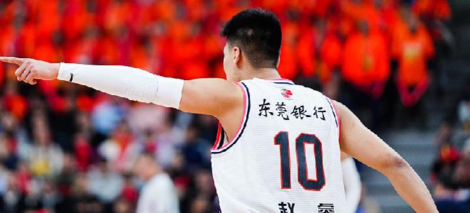 距开赛10天,10号赵睿当选虎扑CBA今篮球投注软件有哪些日倒计时先生