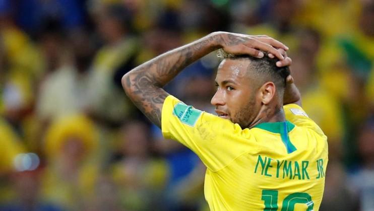 队报:内马尔背部不适,可能无缘巴西明天的世预赛