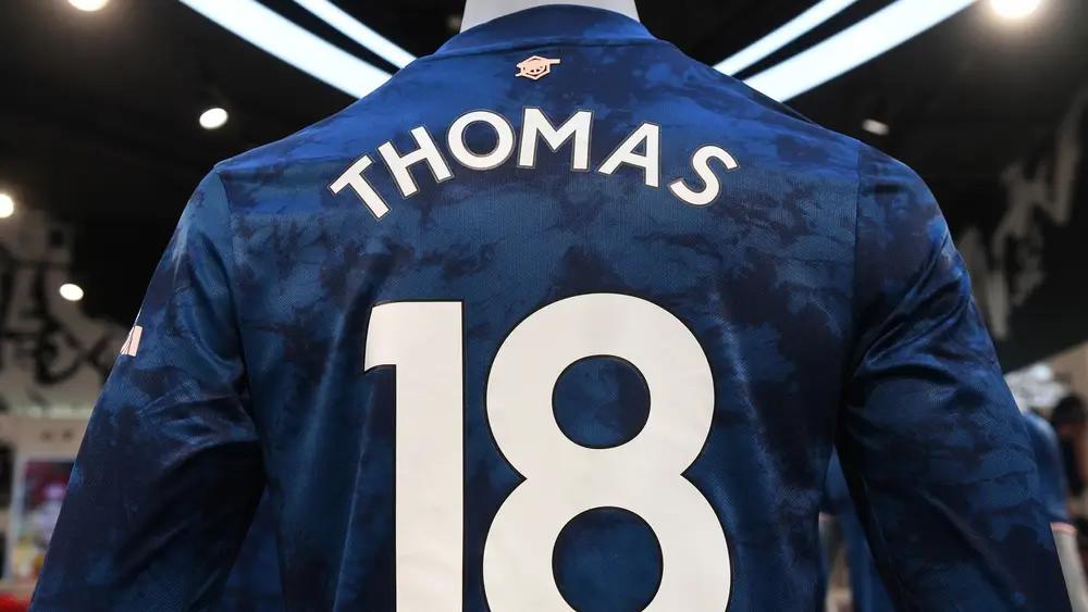 托马斯·帕特(Thomas Partey)与阿森纳球迷交谈:等不及要加入枪手