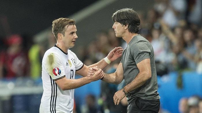 格策:我还有目标,当然想重回德国队