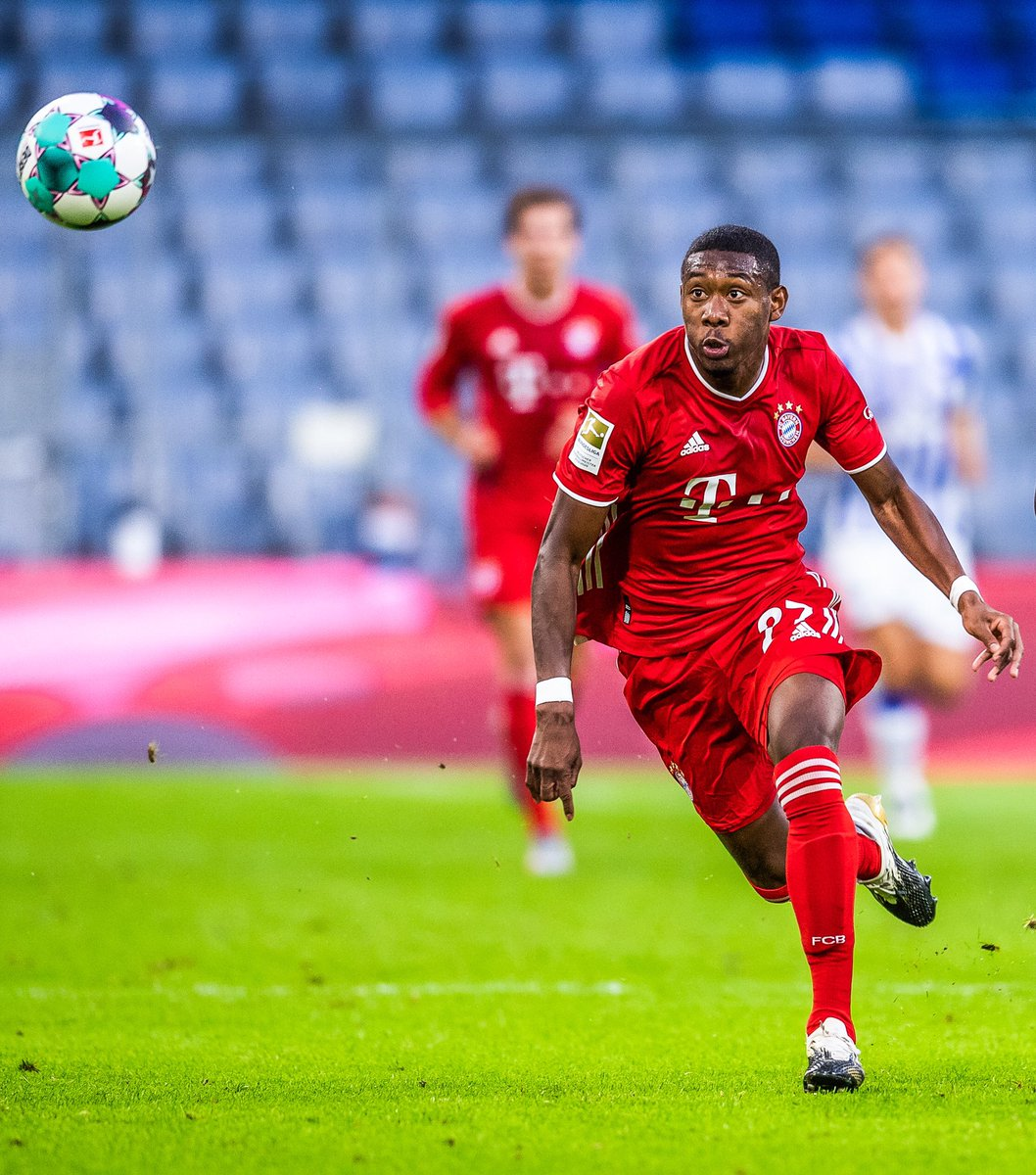 Sport1:拜仁不排除阿拉巴免费离队,皇马巴萨切尔西有意