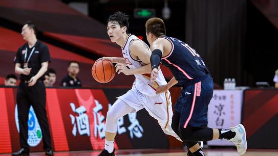 CBA第一阶段赛程:揭幕日广东对阵浙江,比赛进行至11月14日