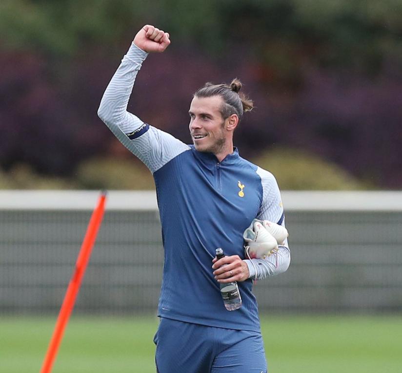 英媒:贝尔在近期训练中,给队友和教练团队留下深刻印象