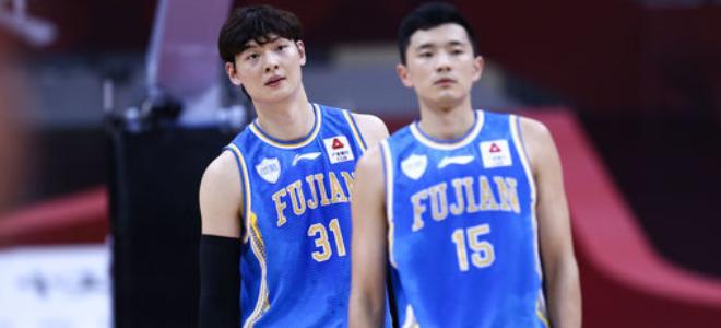 福建男篮今日出征!王哲林:尽力完成球队制定的目标