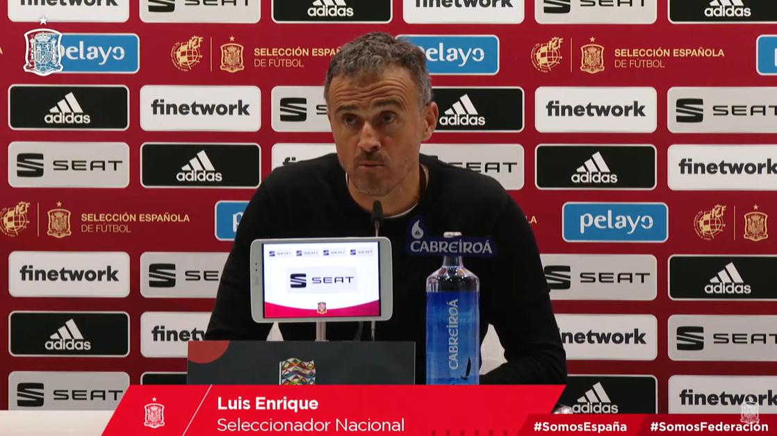 恩里克:西班牙的目标是23个球员人人都能当首nba投注站网址发