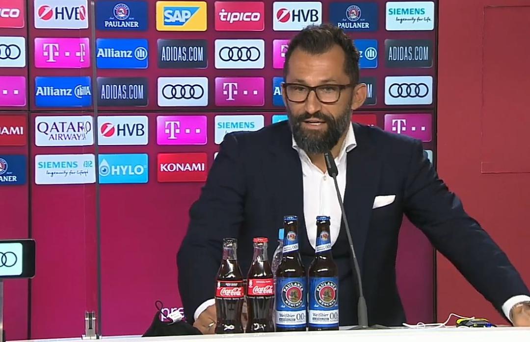 萨利:努力说服阿拉巴留下,尽可能给弗里克最好的球队
