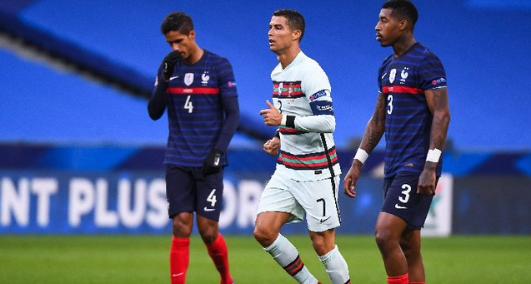 RMC:当地时间周一一早法国队25人新冠检测都呈阴性