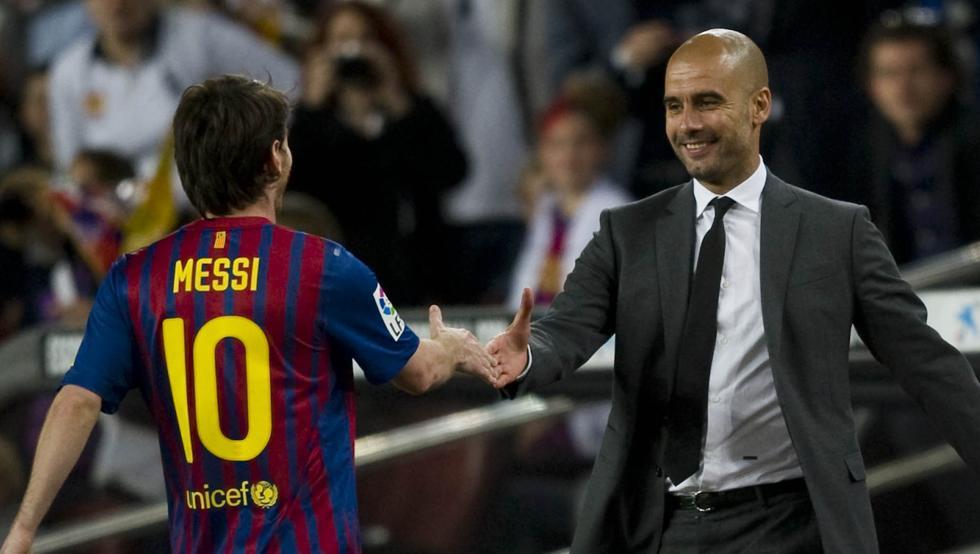 马加特:瓜帅的成功要归功于梅西,你看他在拜仁