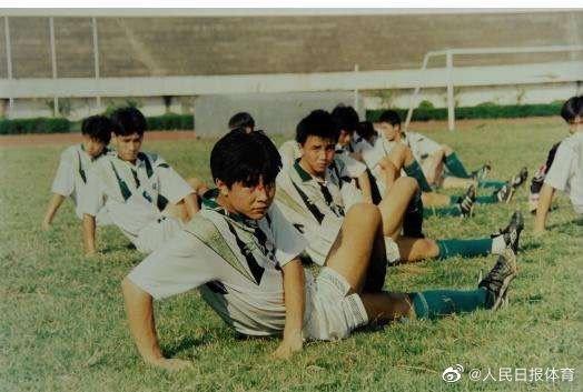 朱广沪回忆健力宝青年队留洋:饮食和训练模式都不专业