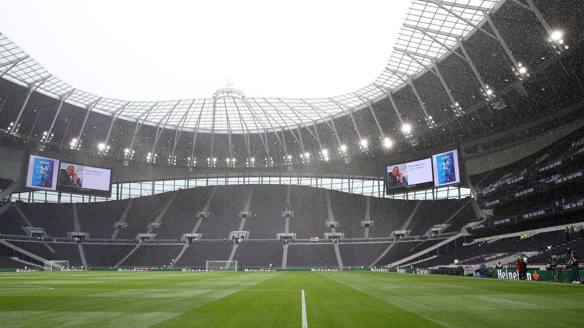天空:热刺新球场扩建方案批准通过,将新增500个座位
