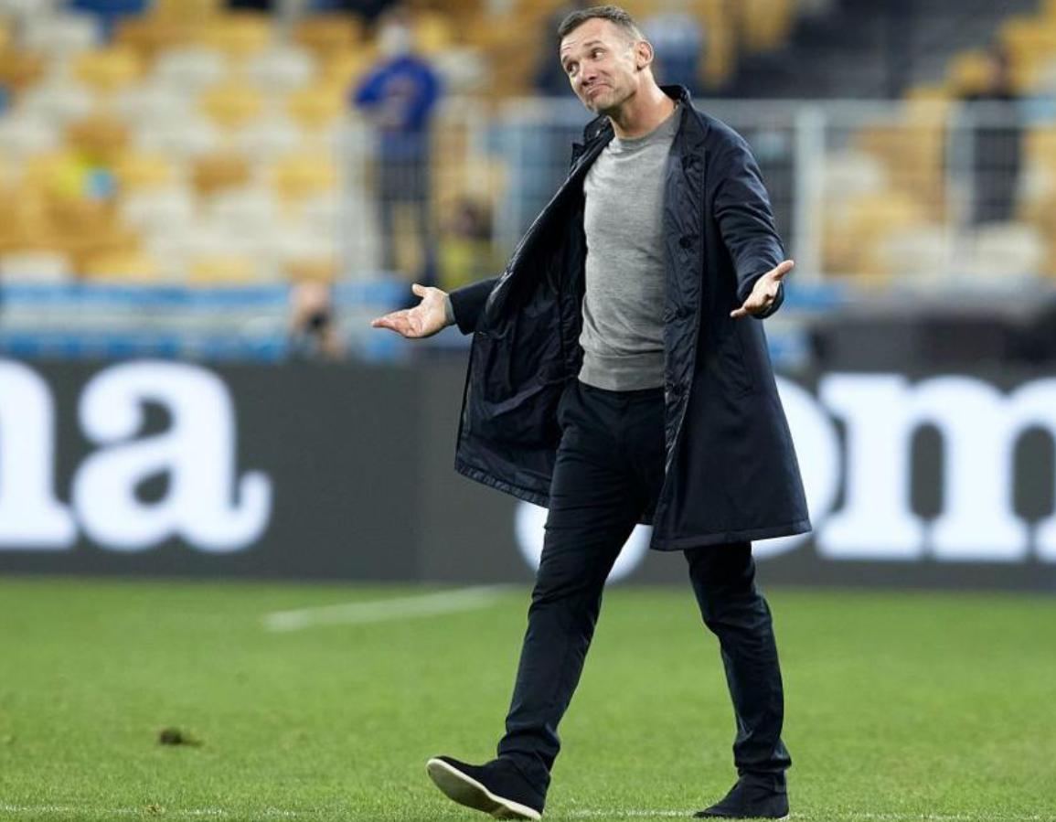 舍甫琴科谈乌克兰胜西班牙:无需多言,球员态度说明一切
